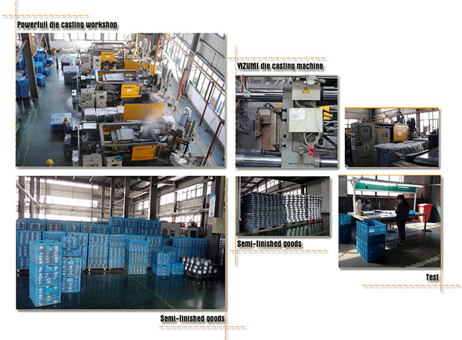 Made in China Metal Casting Automobile Parts