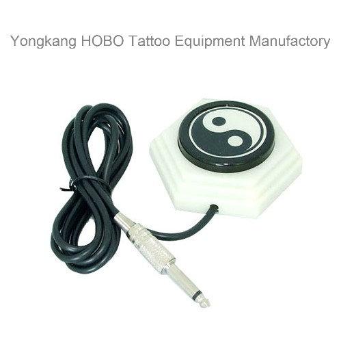Aluminum Tattoo Power Supply Tattoo Machine Foot Switch