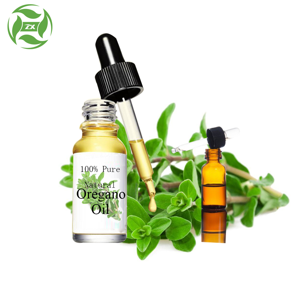 Factory sell 100% Pure Natural Oregano Oil Wholesale Chinese Herb Wild Oregano Essential Oil OEM Customize Organic Oregano Essential Oil Pure Oregano Oil Print Private Label China Manufacturer Supplier