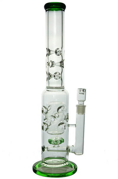 Ice Cathers Faberge Egg Glass Water Pipe for Smoking (ES-GB-437)