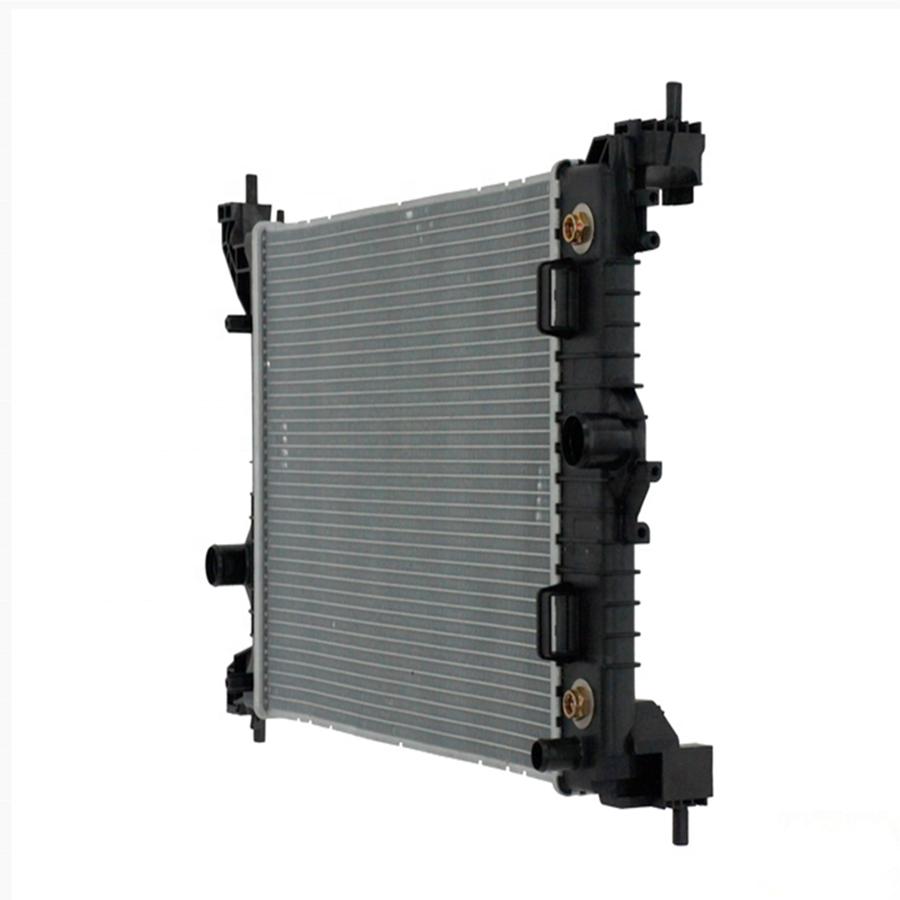 cooling engine radiator