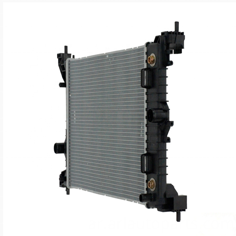 cooling engine radiator