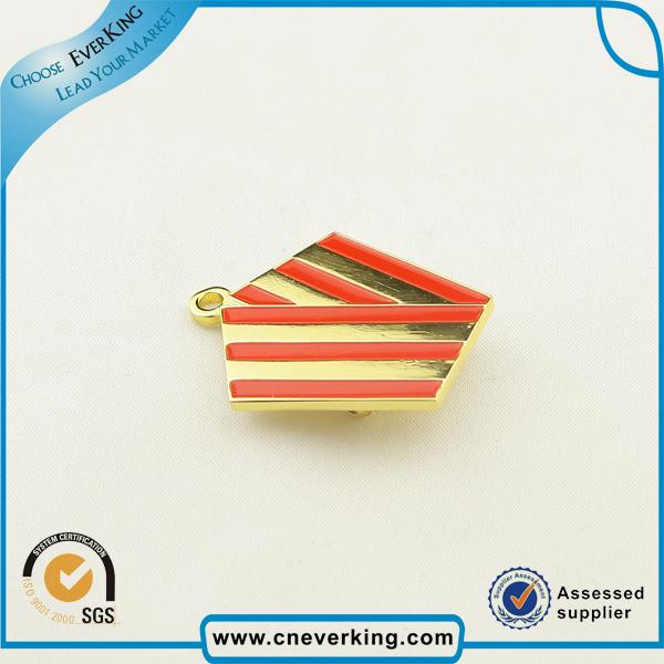Factory Sale Symbolized Souvenir Badge Lapel Pin