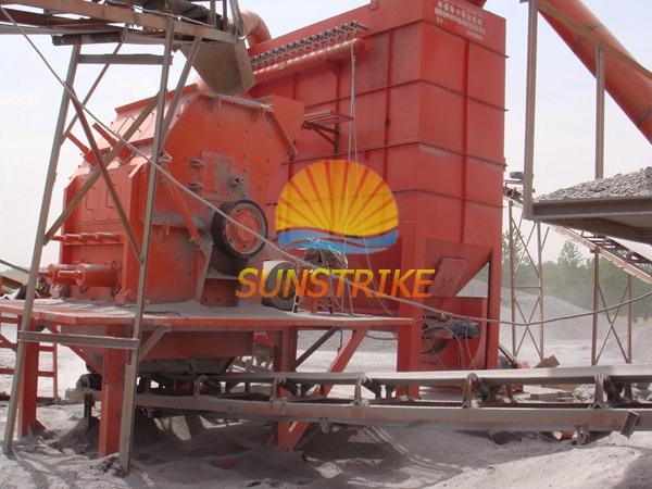 Low Price High Capacity Mining Major Stone Crushing Sites