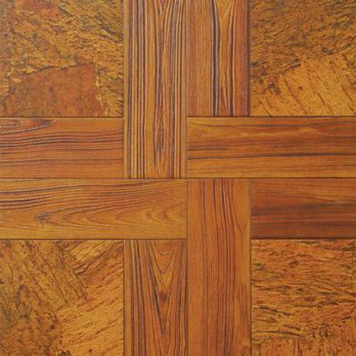 Oak Wood Mosaic Floors Floor Engineered Wooded Pattern Flooring
