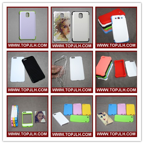 TPU+PC Sublimation Mobile Phone Case for Samsung Galaxy Note 3