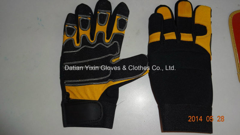 Work Glove-Safety Glove-Industrial Glove--Protective Glove-Labor Glove-Mechanic Glove