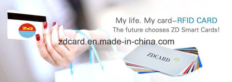 Plastic PVC Gift Card/RFID Smart Chip Card