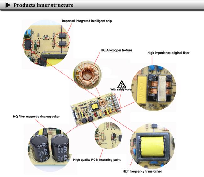 High Quality 100W 15V 6.7A Switch Power Supply S-100-15
