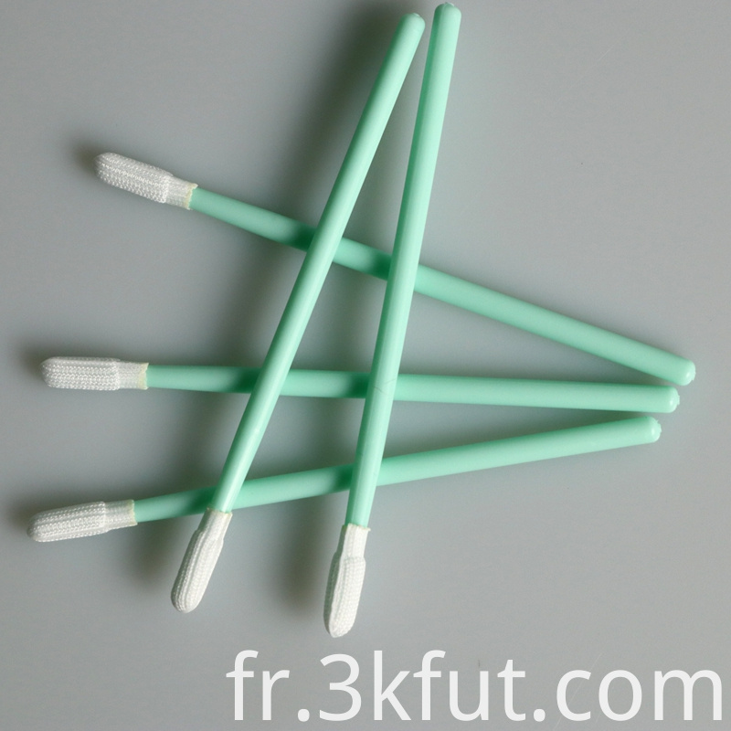 Lint Freer Knitted polyester swab