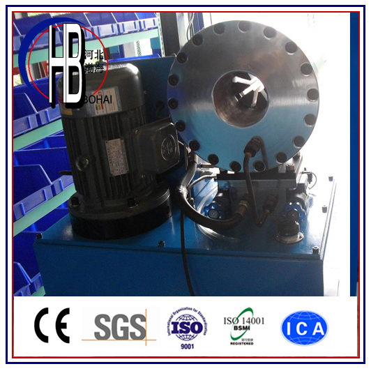 Best Quality 1/4''~2''hydraulic Hose Crimping Machine P20 with Best Price