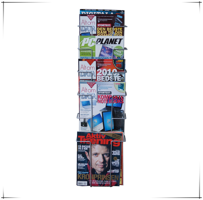 A4 Office & Hotal Display Stand Literature Holder with Snapframe