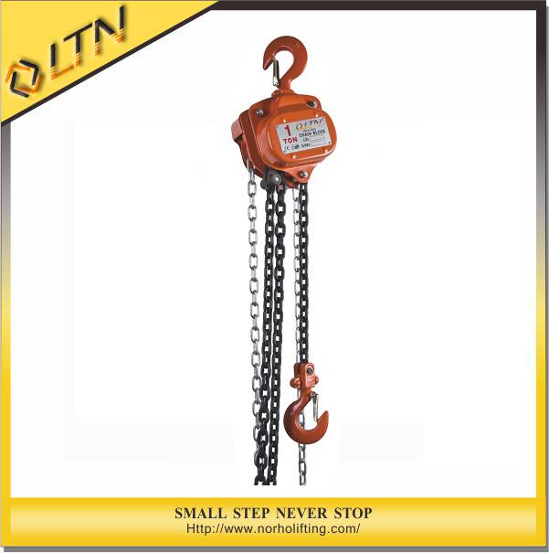 Top Ranking Manual Chain Hoist (CH-WA)