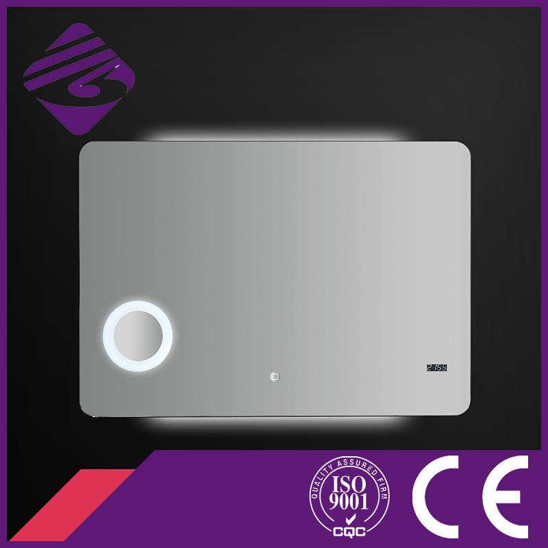 Jnh190 China Supplier Saso Rectangle Magnifying LED Makeup Mirror