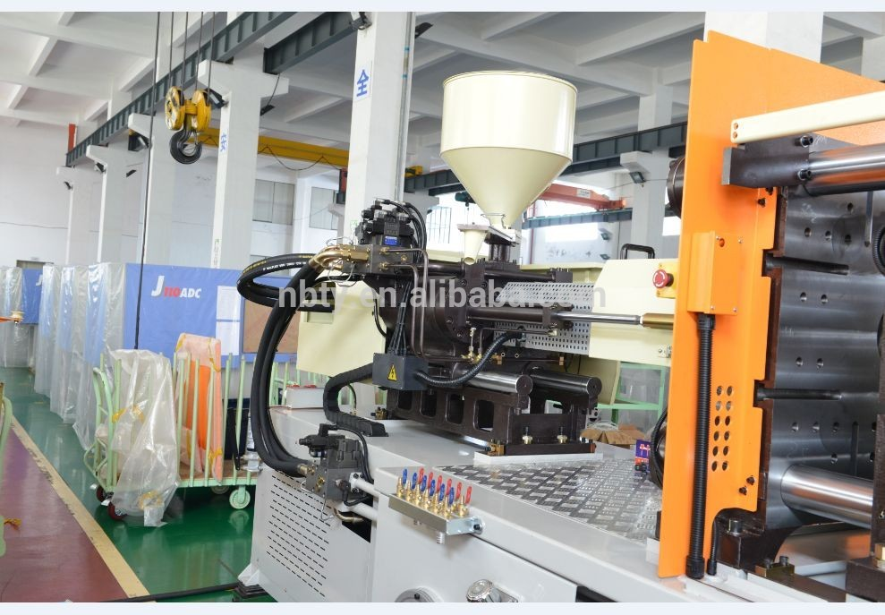 automatic plastic cup injection molding machine