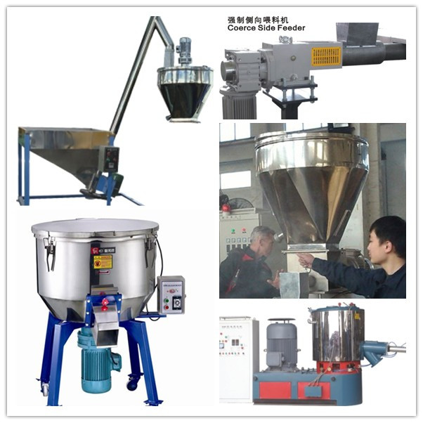 China High Capacity Plastic Bottle Recycling Machine in Plastic Extrusion