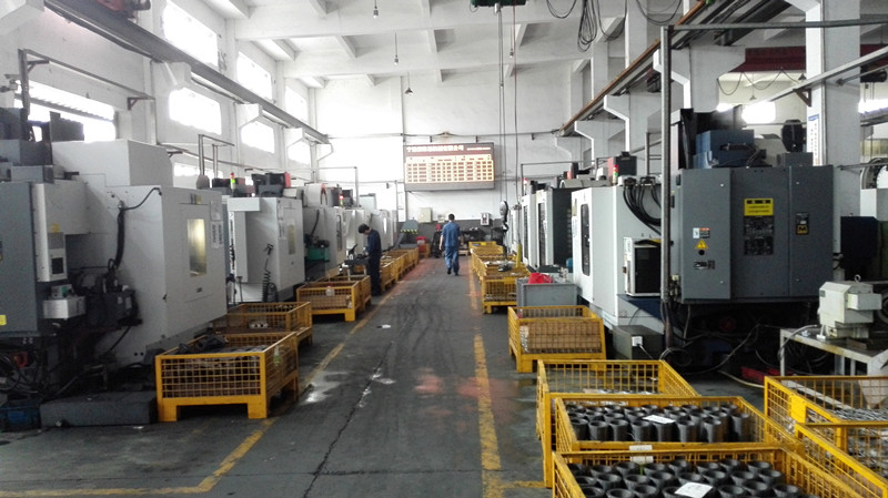 Sand Casting Gray Iron and Machining Piston for Construction Machinery