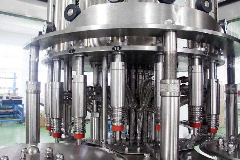 Health Drink Filling Machine