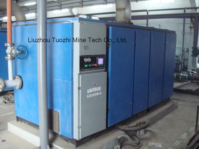 Atlas Copco - Liutech 7.5kw Screw Air Compressor