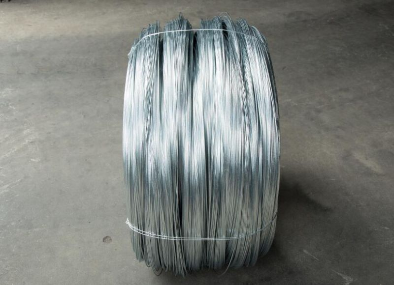 1.6 mm Galvanized Steel Armouring Wire for ACSR in Coil