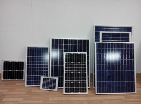 Direct OEM/ODM 120W Poly Solar Panels (GSPV120P)