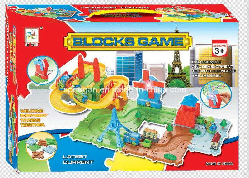 Train Set Track Toys with Best Material