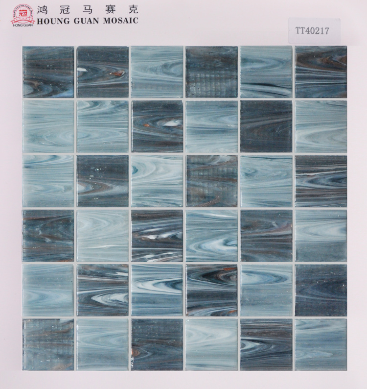 Glass Mosaic 48by48mm Wall Tile