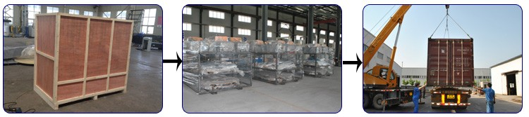Stretch Film Packing Machine