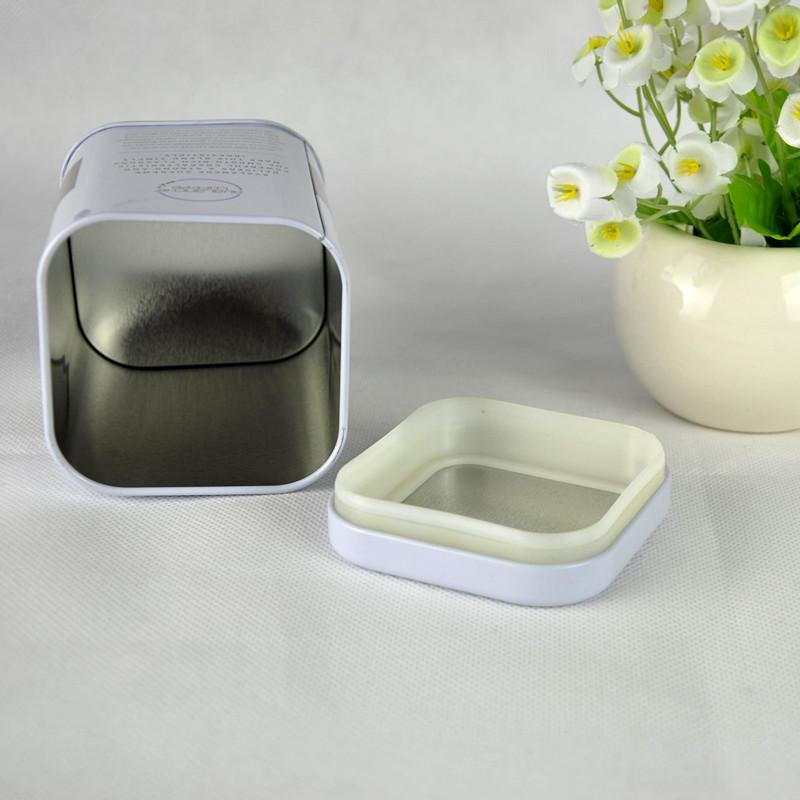 Custom Green Tea Tin Box, Black Tea Tin Box, , Metal Tin Box for Tea