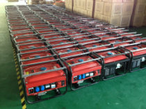 JX170D High Quality Diesel Engine for Power Productions