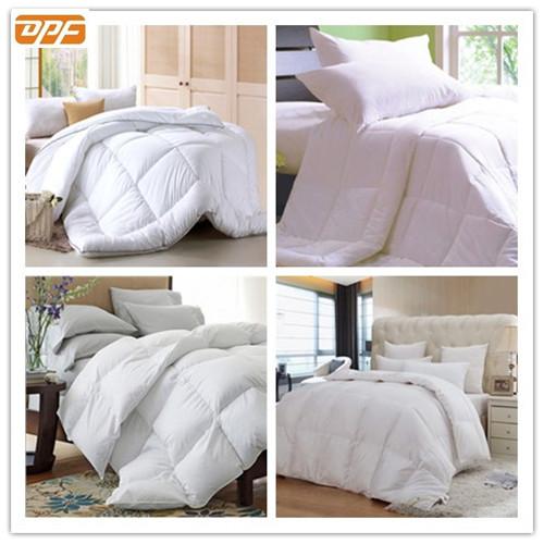 Hotel Luxury Duck Down Duvet for Bed Comforter (DPF1051)