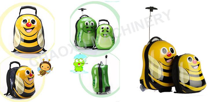 Taiwan Quality China Price Luggage Trolley Bags Making Machine, Sheet Extruder Machine
