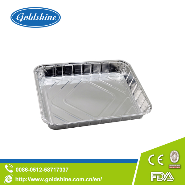 Food Grade Aluminum Barbecue Foil Trays