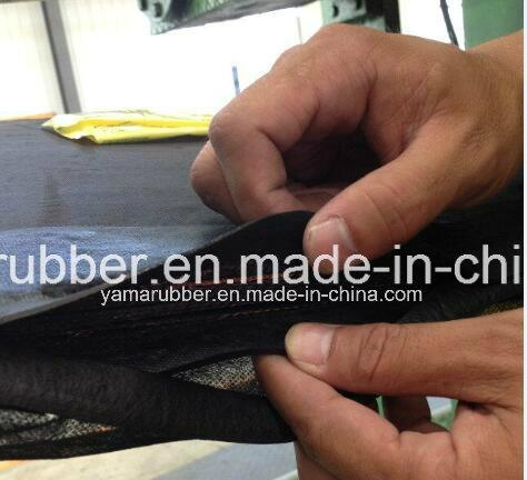 Nylon Rubber Conveyor Belt / Transmission Belt Made in China