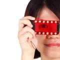 Hot hidden camera spy anti-spy scanner detector mini spy camera hidden wifi camera candid camera finder with 12 LEDs Lights