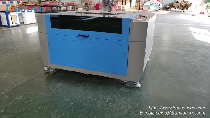 64 New TN1390 co2 laser machine outlook.mp4