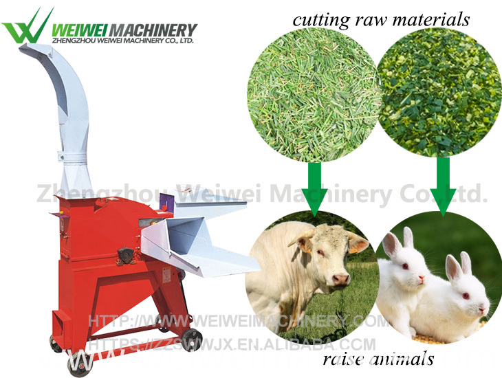 high quality electric chaff cutter