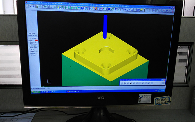 Important steps of CNC milling machining