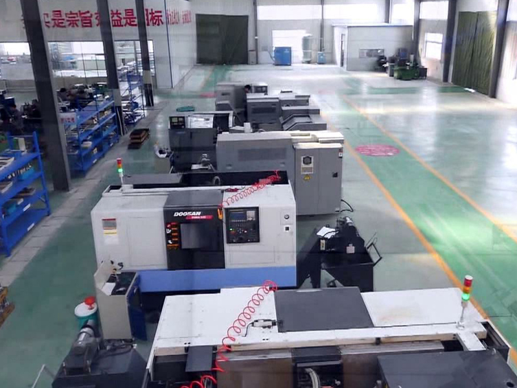 Shandong Chongde Precision Machinery Co.,LTD