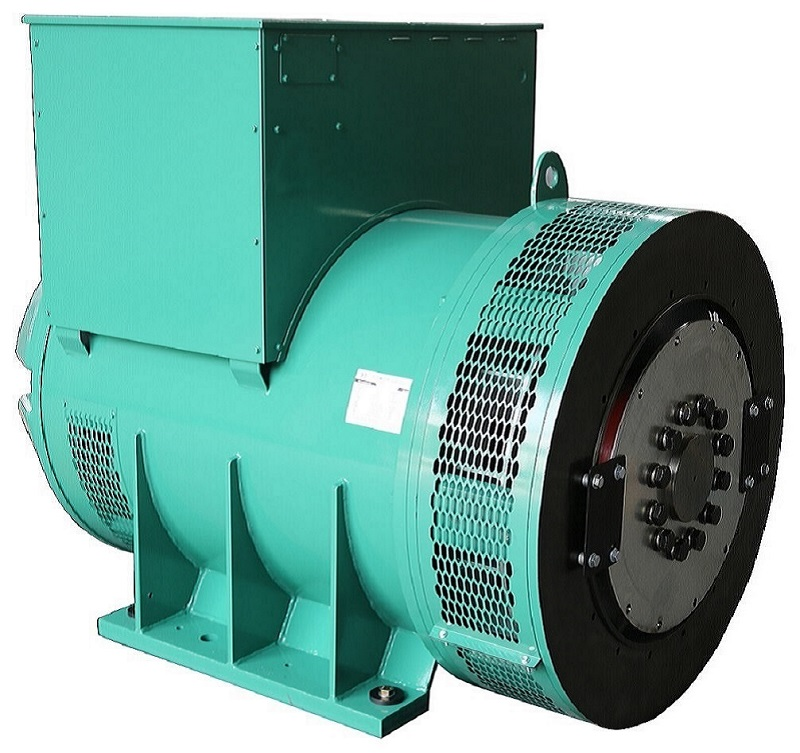 EvoTec Alternator for Natural Gas Project