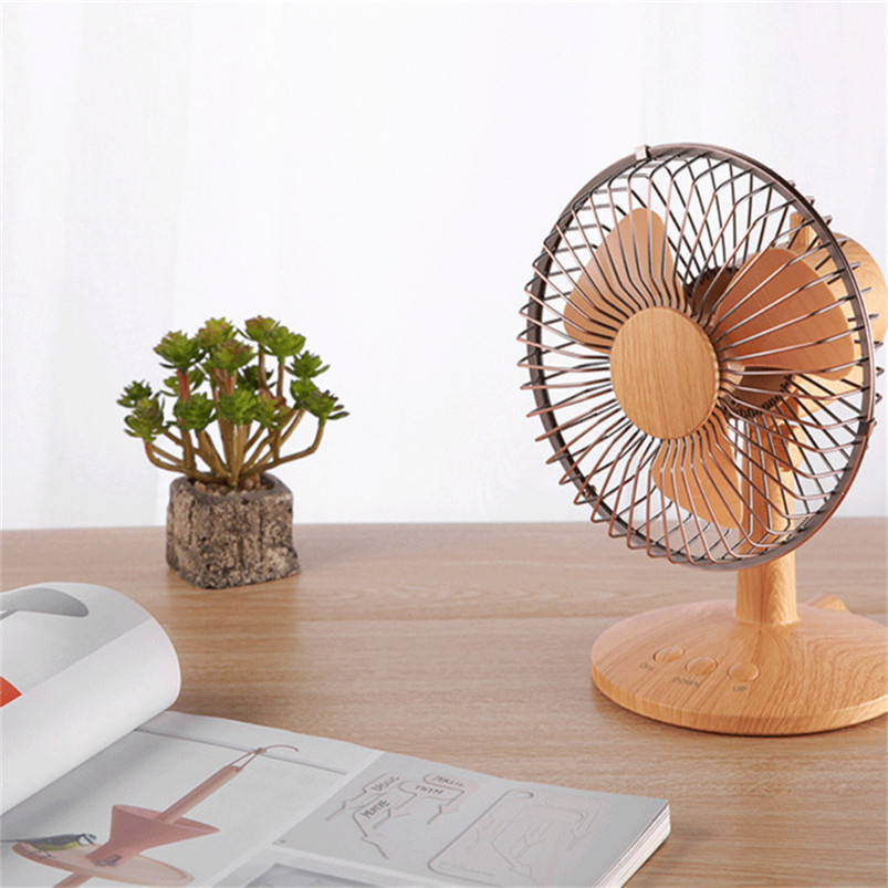 usb table fan