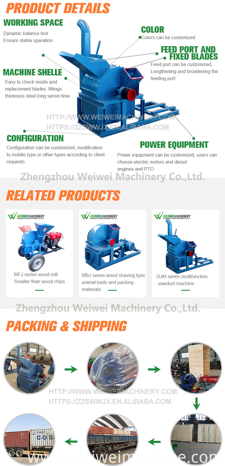 sawdust machine tools