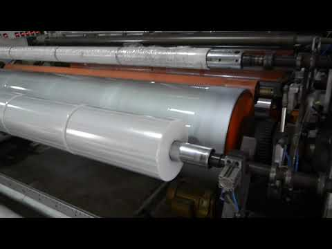 Casting Stretch Film Machine