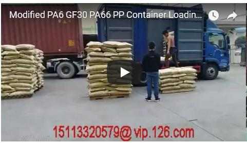 Modified PA6 GF30-PA66 GF20-PP GF15 Container Loading