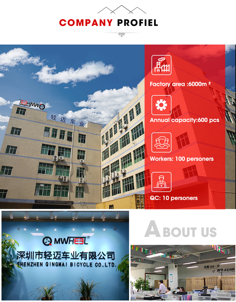 Shenzhen Qingmai Bicycle Co.,Ltd