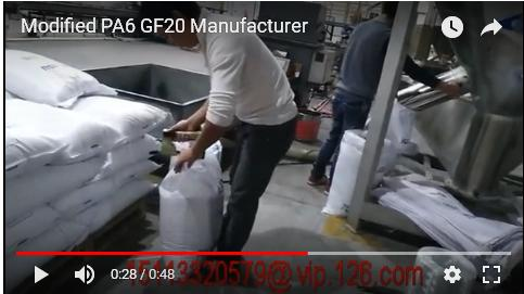 China Modified PA6 GF30 Factory