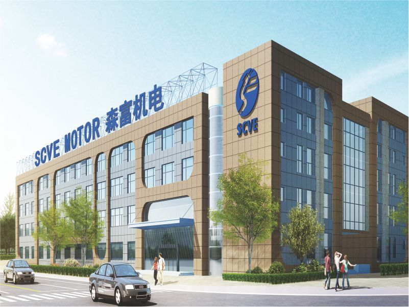 Zhejiang Huzhou SCVE Machine & Motor Co., Ltd.