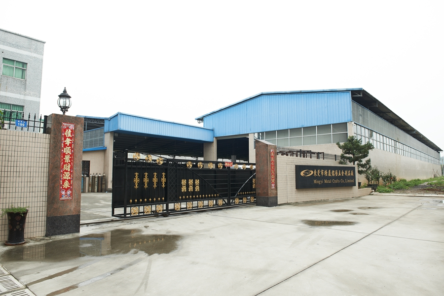 MINGYI METAL CRAFTS CO.,LIMITED