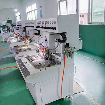 Many Machines to Make Produce