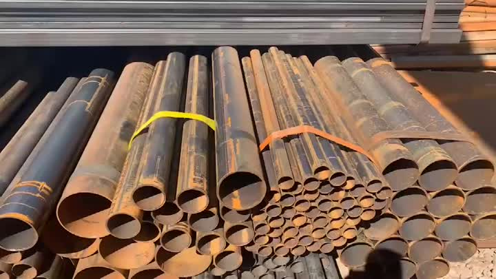 carbon steel pipe.mp4